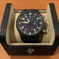 IWC Pilot Chronograph Top Gun Ceramic 44.5mm Black Arabic numerals United Kingdom, Taplow