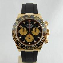 Rolex 116518LN-0040 Geelgoud Daytona 40mm tweedehands