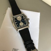 IWC Da Vinci Chronograph IW376403 Foarte bună Otel 43mm Atomat România, Bucuresti