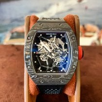 Richard Mille RM 035 Sehr gut Carbon Automatik