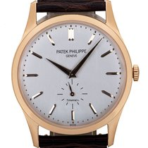 Patek Philippe Calatrava 5196R-001 Unworn Rose gold 37mm Manual winding United Kingdom, London