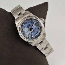 Rolex Lady-Datejust Steel 26mm No numerals