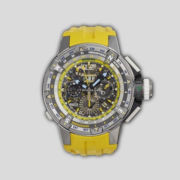 Richard Mille RM60-01 2019 подержанные