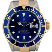 Rolex Submariner Date 16613 Very good Gold/Steel 40mm Automatic United Kingdom, London