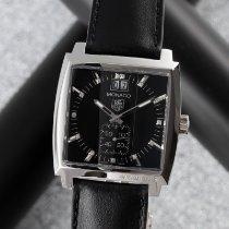 TAG Heuer Monaco Lady Steel 36mm Black