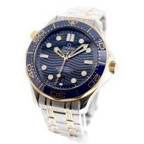 Omega 210.20.42.20.03.001 Or/Acier 2020 Seamaster Diver 300 M 42mm occasion
