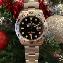 Rolex Steel 42mm Automatic 216570 new