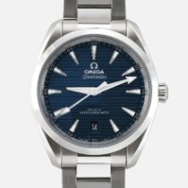 Omega Seamaster Aqua Terra pre-owned 38mm Steel