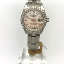 Rolex Oyster Perpetual Lady Date Steel 26mm Mother of pearl United Kingdom, Leicester