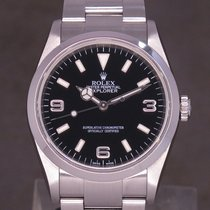 Rolex Explorer Steel 36mm Black Arabic numerals United Kingdom, London Paris & Brussels face to face delivery only - Other destination shipment with express carrier