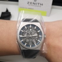 Zenith Defy Titane 41mm Transparent Sans chiffres France, Paris