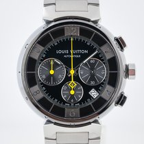 Louis Vuitton Steel 41.5mm Automatic Louis Vuitton Q112J pre-owned United States of America, California, Pleasant Hill