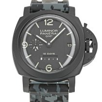 Panerai Luminor 1950 10 Days GMT Ceramic 44mm Black Arabic numerals United States of America, Maryland, Baltimore, MD