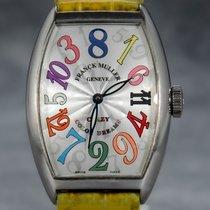 Franck Muller Color Dreams 5850 Velmi dobré Ocel 32mm Automatika