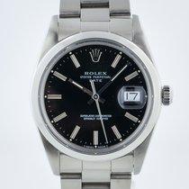 Rolex Oyster Perpetual Date Steel 34mm Black No numerals United States of America, California, Pleasant Hill
