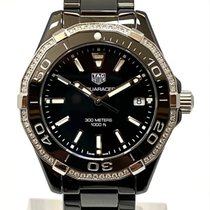 TAG Heuer Aquaracer Lady new 2020 Quartz Watch with original box and original papers WAY1395.BH0716
