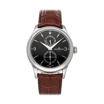 Jaeger-LeCoultre Master Hometime Steel 40mm Black No numerals United States of America, Pennsylvania, Bala Cynwyd
