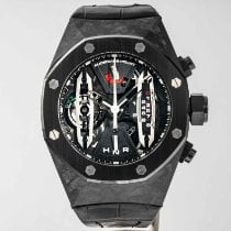 Audemars Piguet Royal Oak Concept Carbon 44mm Transparent No numerals United States of America, Massachusetts, Boston