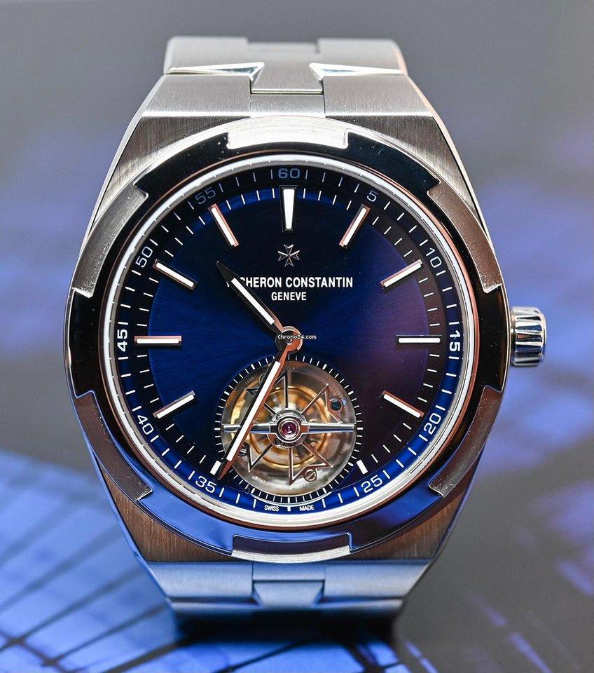 Vacheron Constantin Overseas 6000V/110A-B544 2021 new