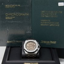 Audemars Piguet 26470ST.OO.A820CR.01 Acier 2018 Royal Oak Offshore Chronograph 42mm occasion