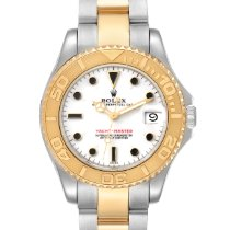 Rolex Yacht-Master Gold/Steel 35mm White United States of America, Georgia, Atlanta