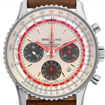 Breitling AB01219A1G1X2 Staal 2020 Navitimer 43mm nieuw
