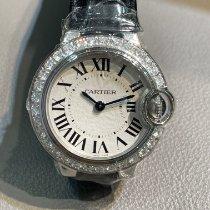 Cartier Weißgold Quarz WE900351 gebraucht