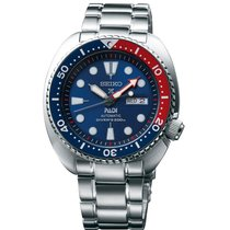 Seiko Prospex Steel 45mm Blue No numerals United States of America, New York, Bellmore