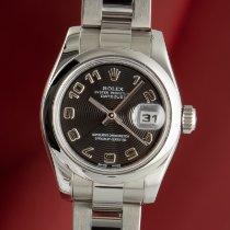 Rolex Lady-Datejust 179160 Zeer goed Staal 26mm Automatisch