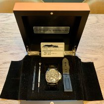 Panerai Steel 44mm Automatic PAM 301 pre-owned