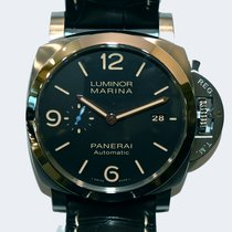 Panerai Luminor Marina 1950 3 Days Automatic Acero 44mm Negro Arábigos España, Madrid