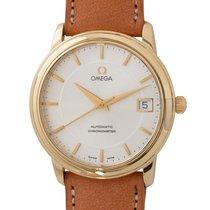 Omega Automatic Silver 34mm pre-owned De Ville Prestige