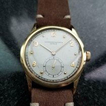 Vacheron Constantin 34mm Manual winding pre-owned United States of America, California, Beverly Hills