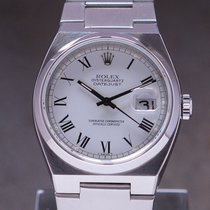 Rolex Datejust Oysterquartz Steel 36mm White No numerals United Kingdom, London Paris & Brussels face to face delivery only - Other destination shipment with express courier