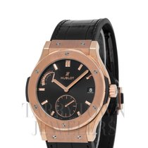 Hublot Classic Fusion Blue Rose gold 45.5mm Black United States of America, New York, Hartsdale