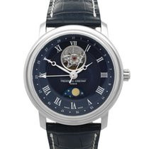 Frederique Constant Classics Moonphase new 2021 Automatic Watch with original box and original papers FC-335MCNW4P6