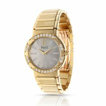 Piaget Polo Yellow gold 28mm Silver United States of America, New York, New York