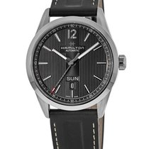 Hamilton Broadway Steel Grey Arabic numerals United States of America, New York, Brooklyn