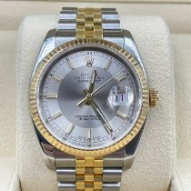 Rolex 116233 Or/Acier Datejust 36mm occasion
