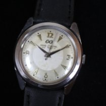 Ernest Borel Steel 34mm Automatic pre-owned