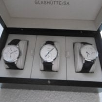 Union Glashütte new Limited Edition Only Original Parts 41mm Steel Sapphire crystal