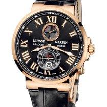 Ulysse Nardin Marine Chronometer 43mm Pозовое золото 43mm Черный Россия, Moscow