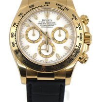 Rolex 116518 Yellow gold Daytona 40mm pre-owned United States of America, New York, New York