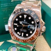 Rolex 126715CHNR Oro rosa 2020 GMT-Master II 40mm nuevo