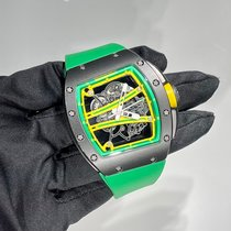 Richard Mille RM 061 Carbon 50.23mm Transparent No numerals United States of America, Florida, Miami