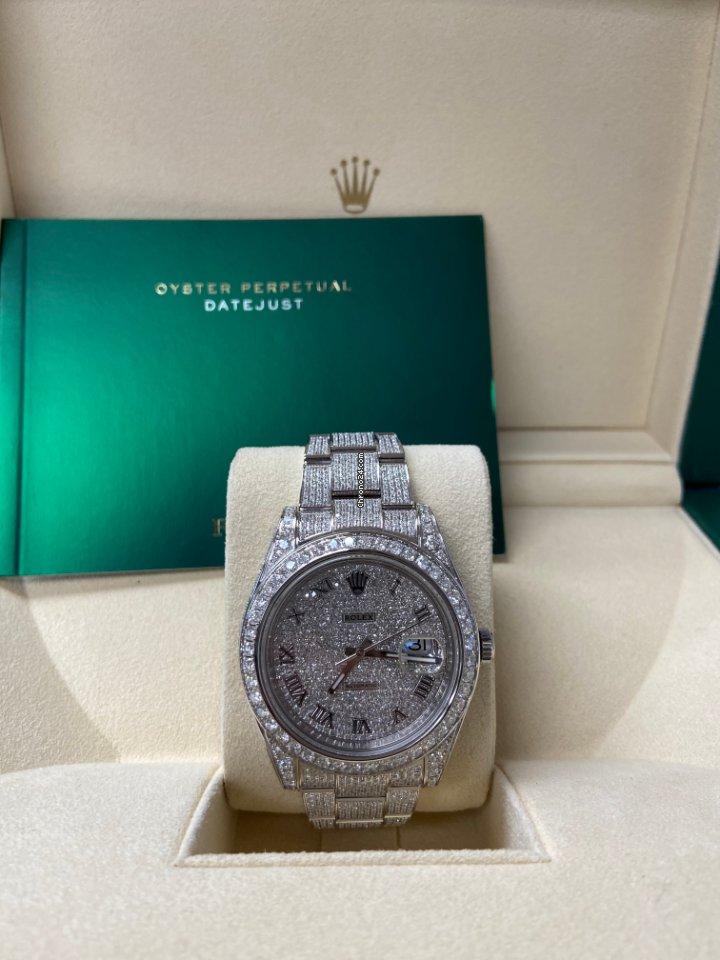 Rolex Datejust II 116300 2019 new