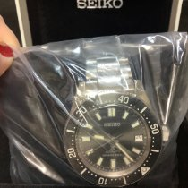 Seiko Prospex Steel 40.5mm Grey No numerals United States of America, New Jersey, Fords