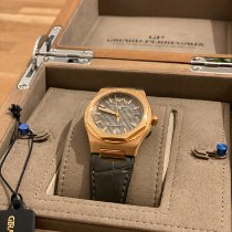 Girard Perregaux Laureato Or rose 38mm Gris France, Marseille