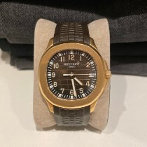 Patek Philippe Aquanaut Or rose 40mm Brun Arabes France, saint maur des fosses