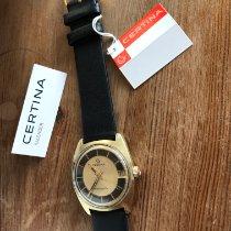 Certina Or/Acier 32mm Remontage manuel 5306210-5 / 808 4981 occasion